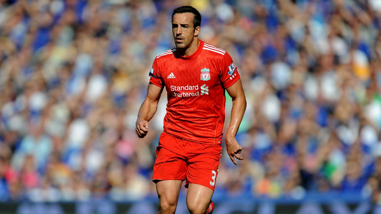 Jose Enrique, Liverpool