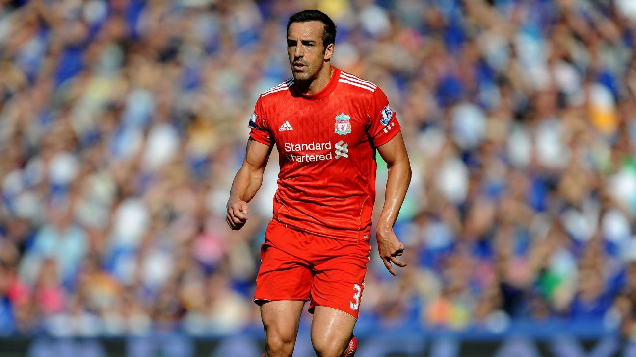 Jose Enrique, Liverpool