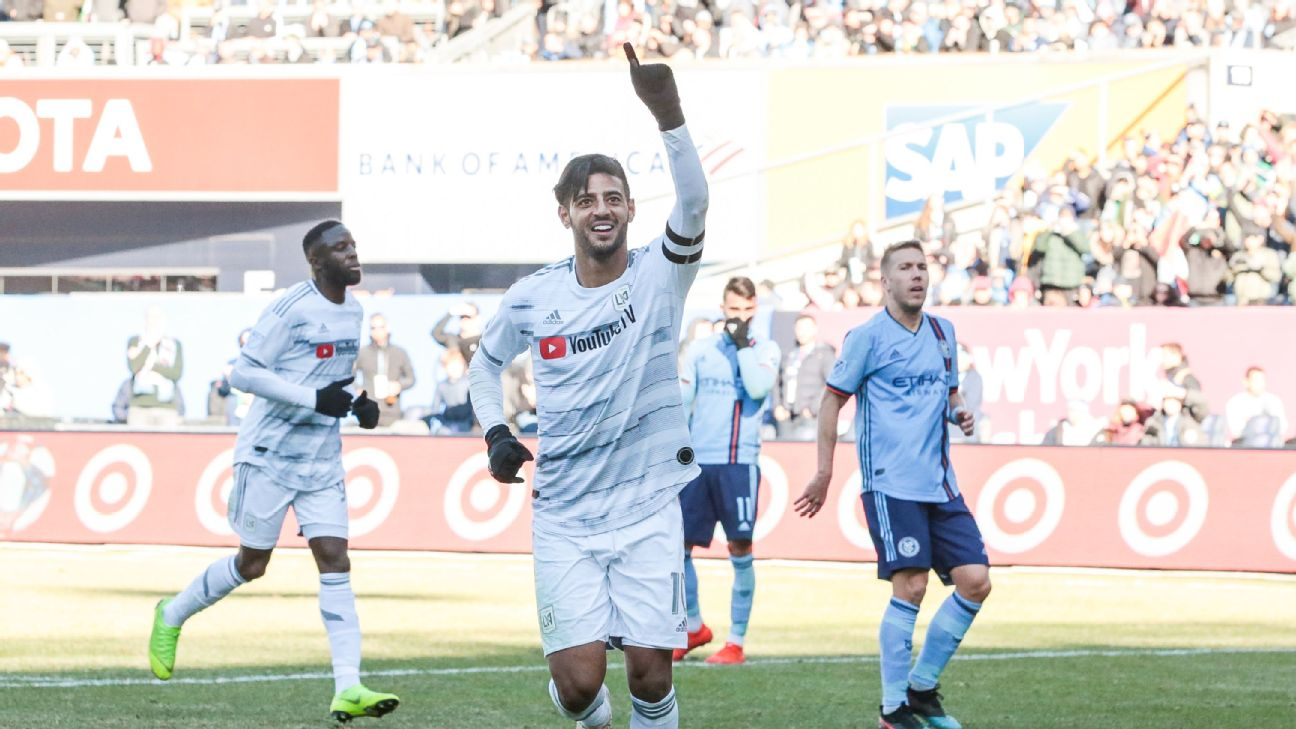 MLS MVP Watch: How Vela, Ibrahimovic, Rooney & Co. stack up after seven weeks
