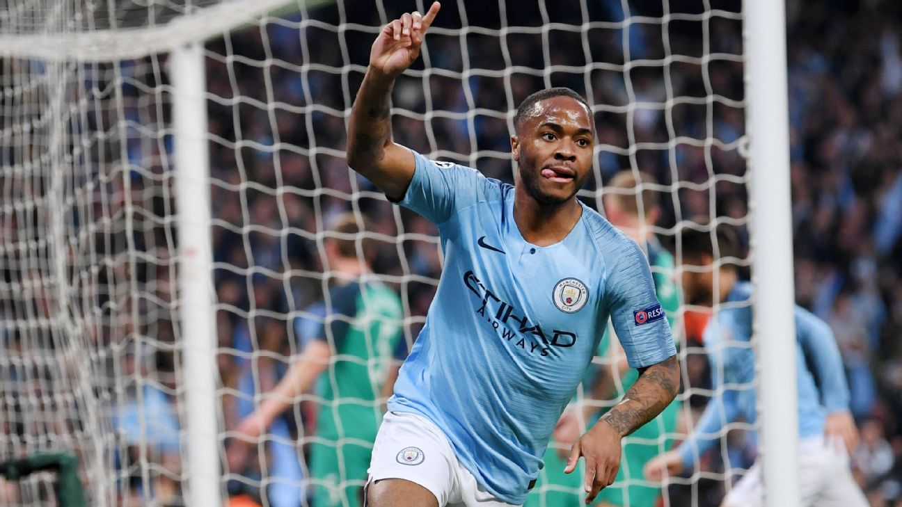 Sterling: I want to play in MLS one day