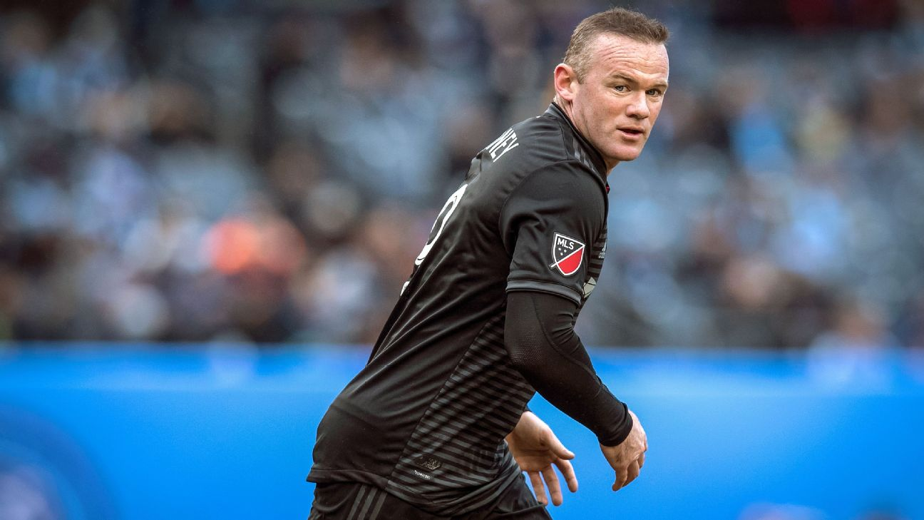 Wayne Rooney has cooled off but a favourable matchup against NYCFC could see the former England man get back in the goals.
