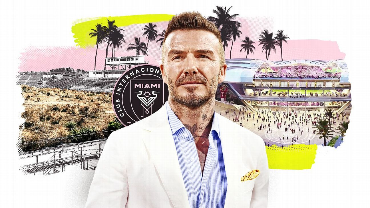 David Beckham's Inter Miami: What's the latest with his MLS team?