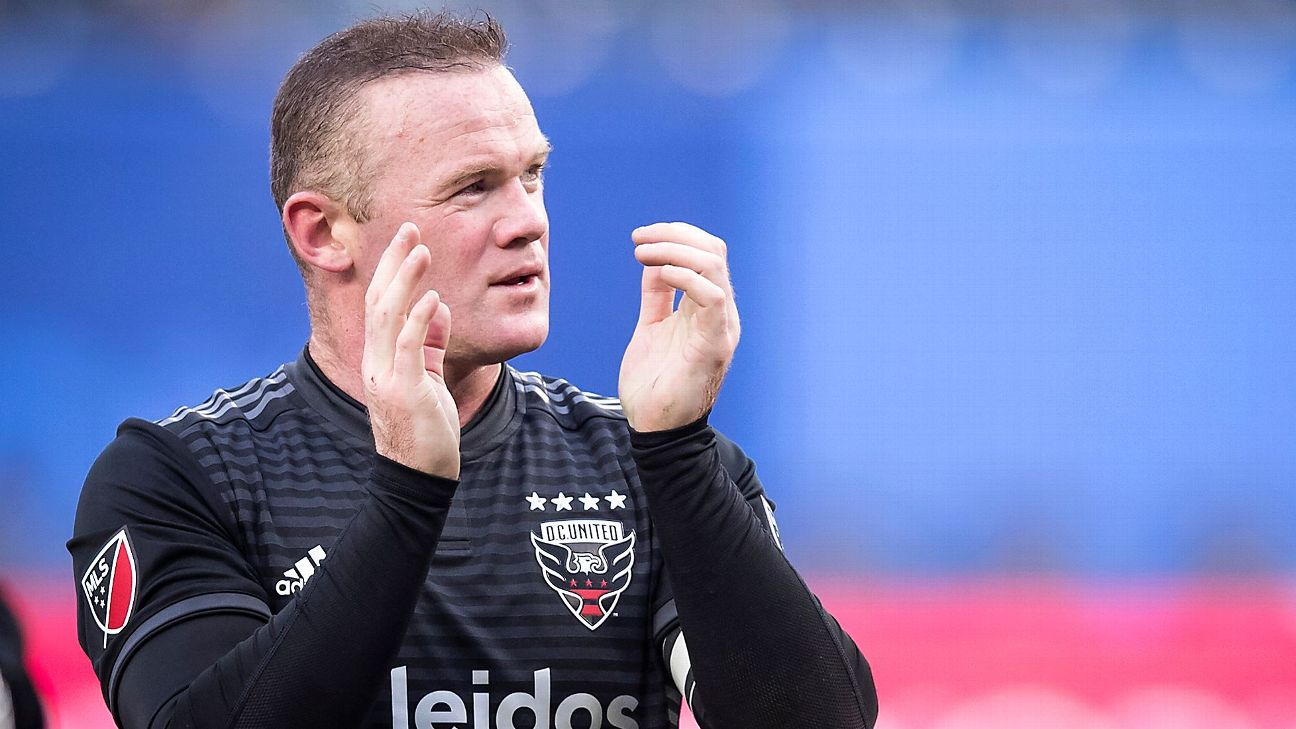 Reports: Rooney, Derby in player-coach talks 4