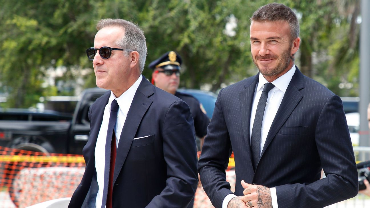 MLS commissioner Garber calls delays in Beckham Miami project 'frustrating'