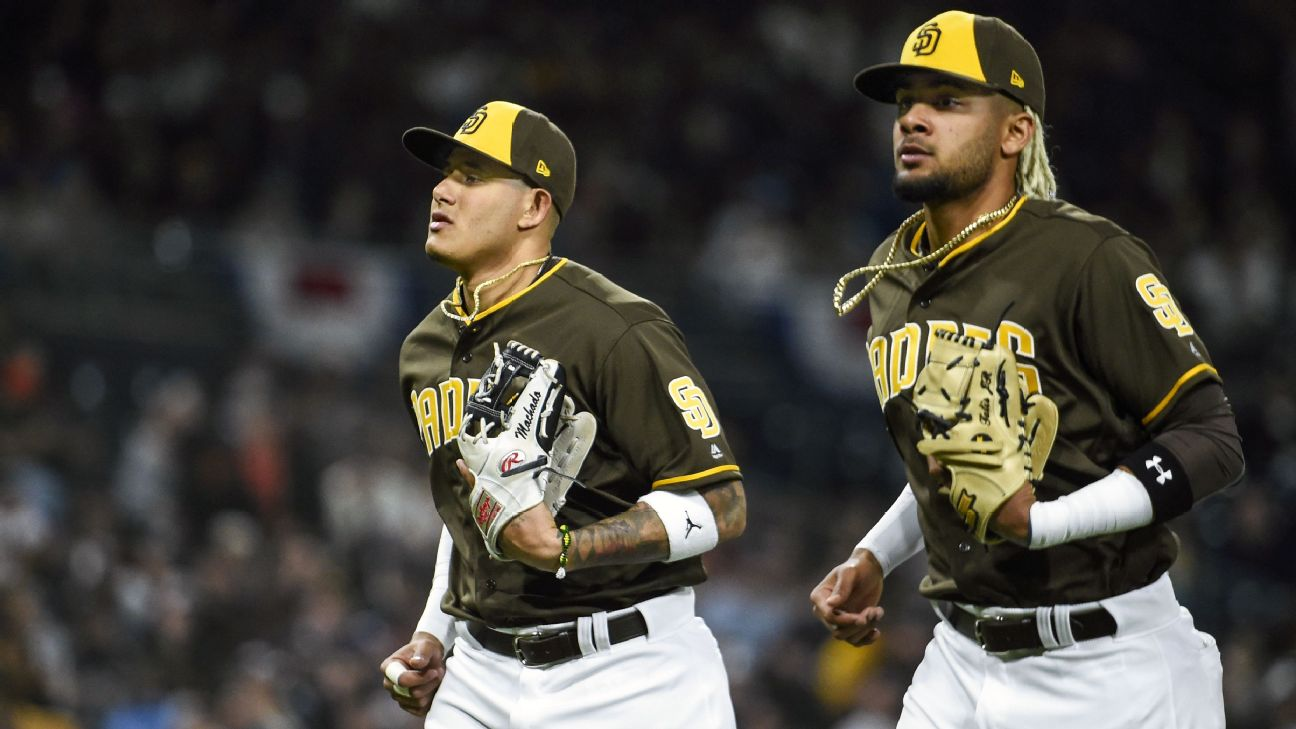 Manny Machado, Fernando Tatis Jr. and the rise of a Padres powerhouse -  ABC30 Fresno