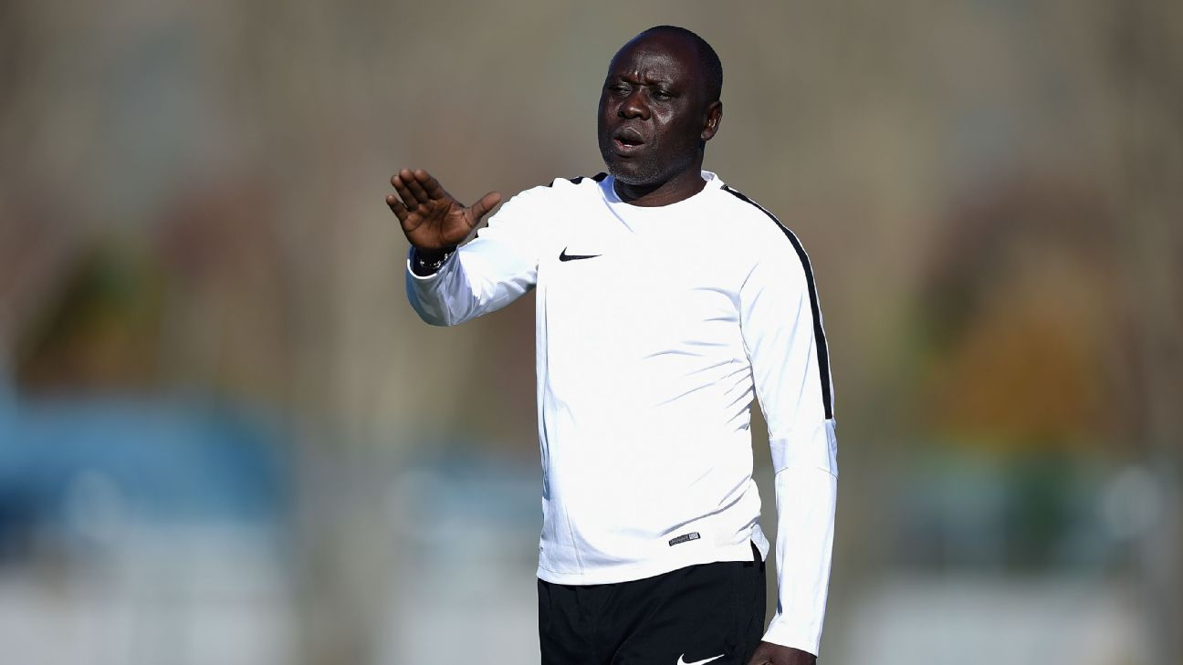 Manu Garba has had to rebuild the core of his Nigeria Under-17 side three times in 12 months after multiple failed mandatory MRI tests.