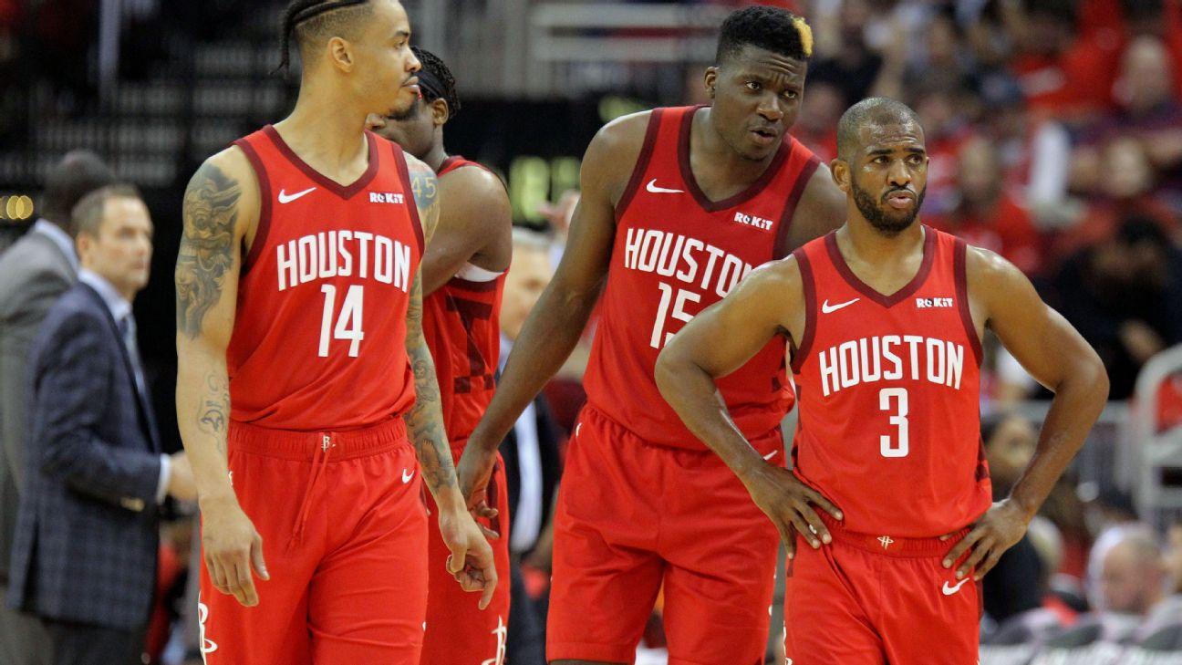 4038ca76c961 Rockets  Capela  Warriors rematch  what I want