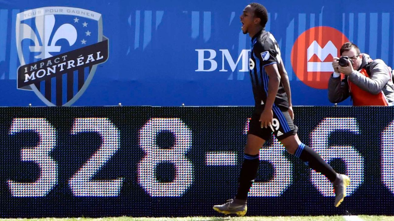 Montreal Impact top Fire 1-0 as Browne scores in debut