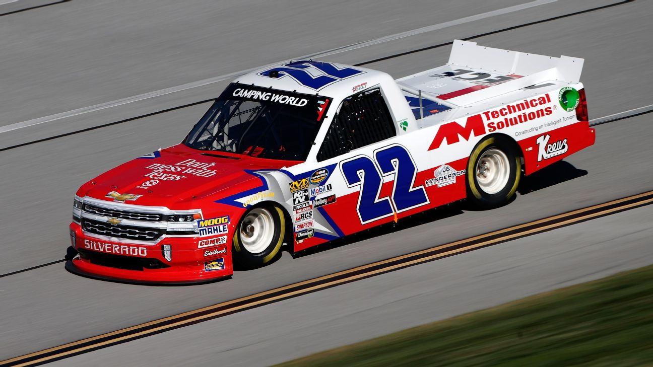 Nascar Racing Schedule News Results And Drivers Motorsports Espn