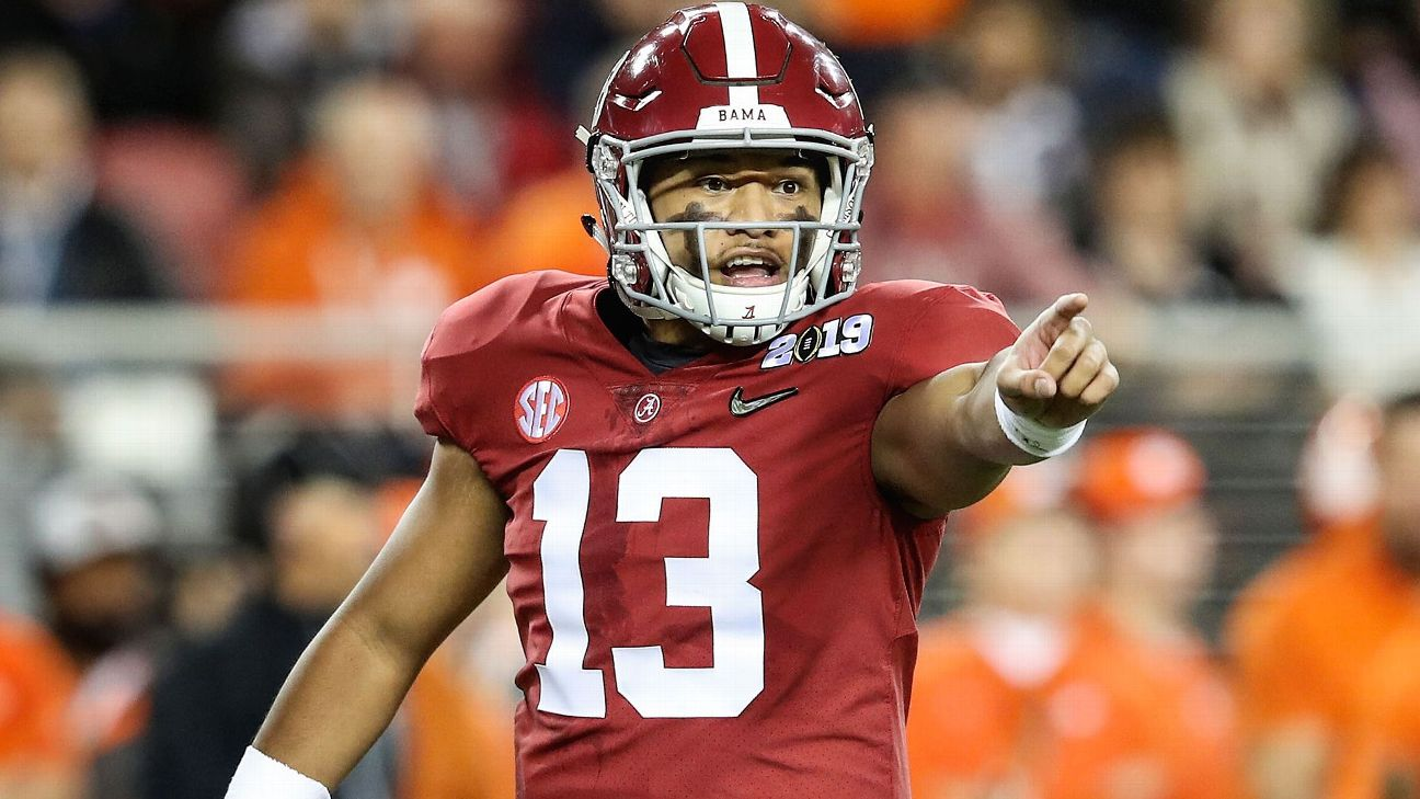 0c783a1233a Tank for Tua  The 2020 NFL draft might be almost a year away