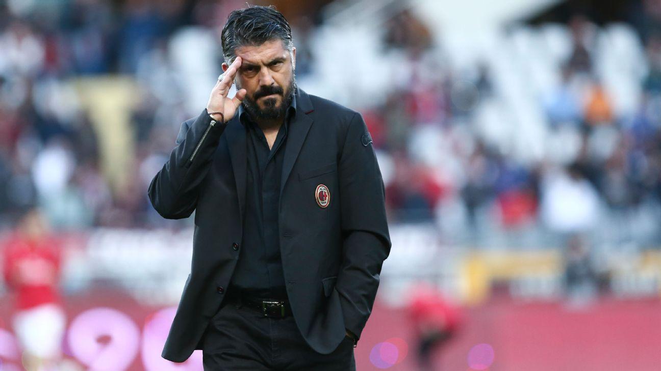 Gennaro Gattuso, AC Milan