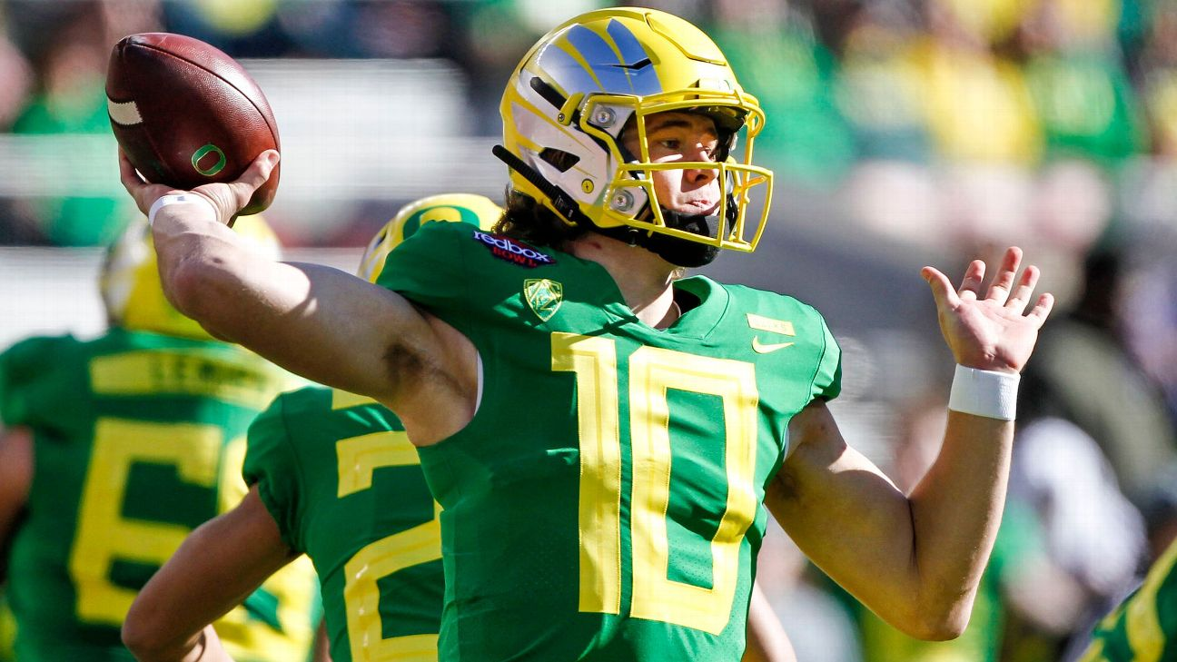 2ef8b9d2abd The 2020 NFL draft QB class: Five names to know, plus potential ...