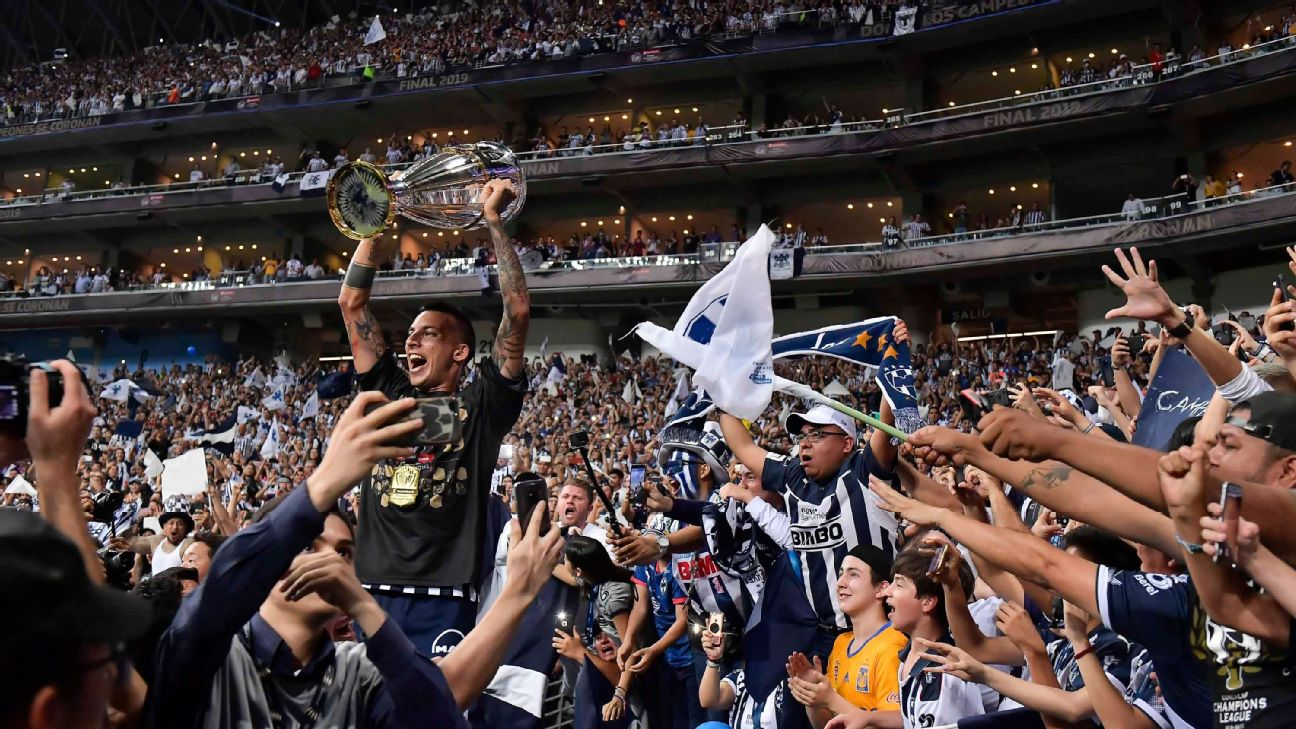 Monterrey has now won four CONCACAF Champions League titles in the past decade.