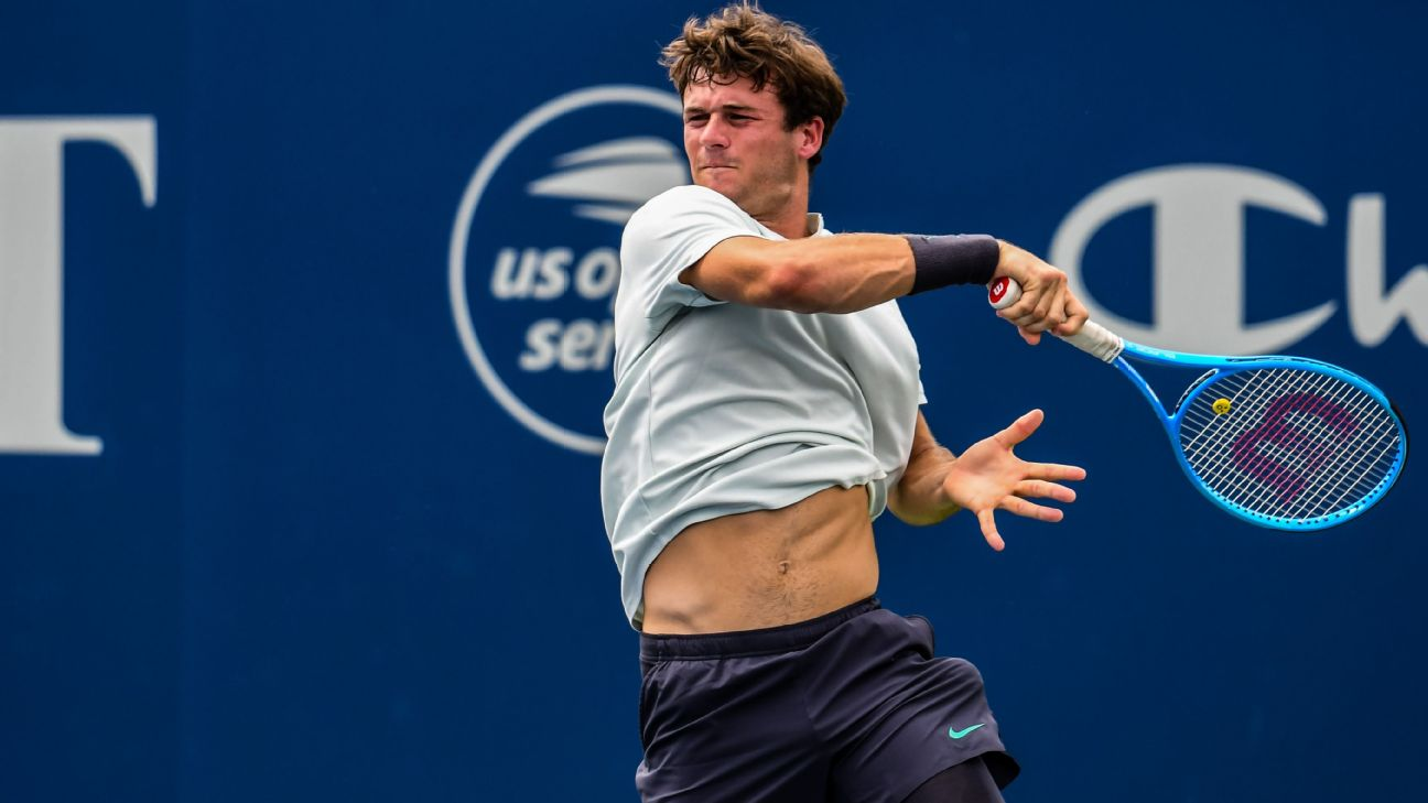 9e5c241ac1a78 Tommy Paul earned a berth in the main draw at the French Open by winning  the USTA wild-card challenge.