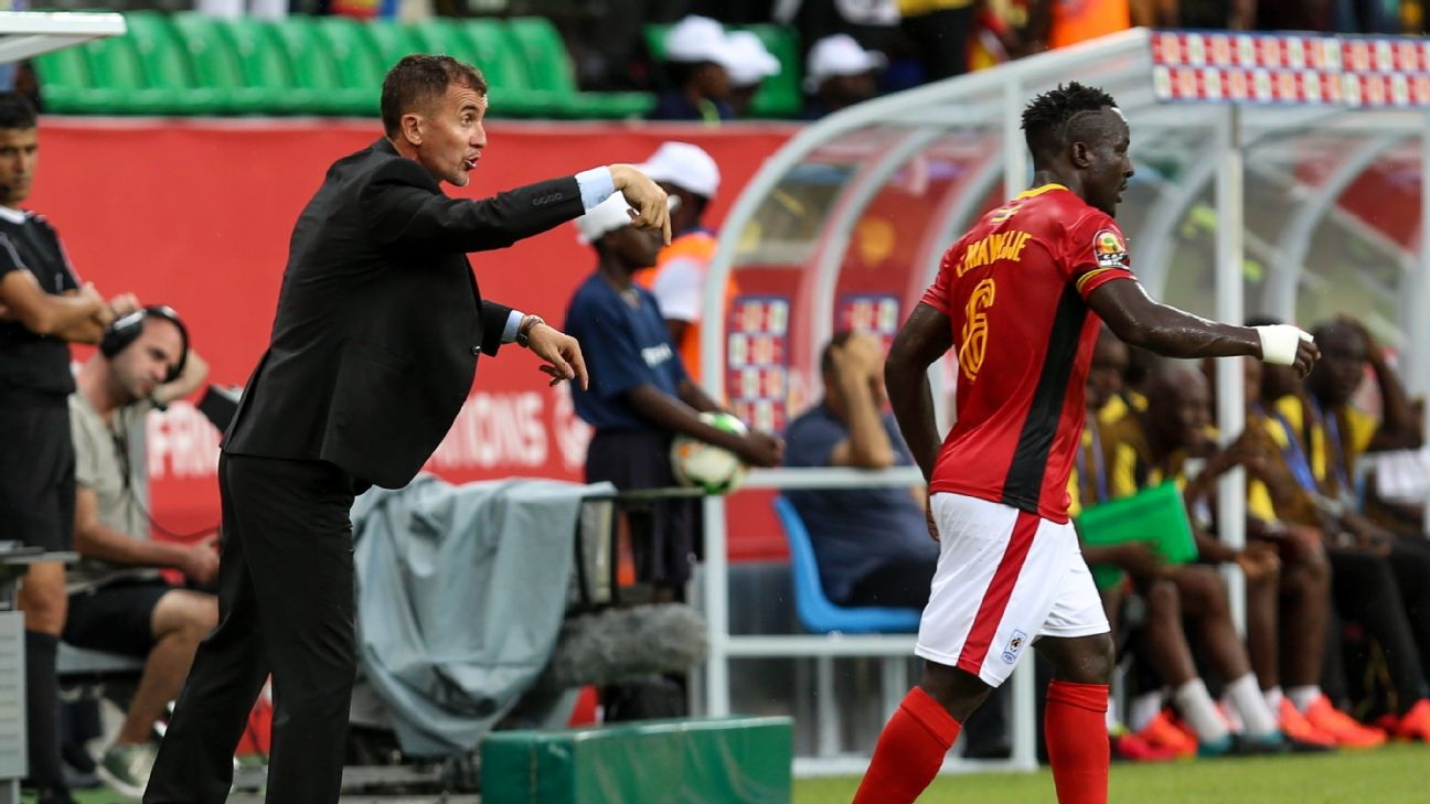Sredojevic coached Uganda from 2013 to 2017, leading them to their highest FIFA ranking (62nd) and a first Africa Cup of Nations qualification in 38 years, in 2016.