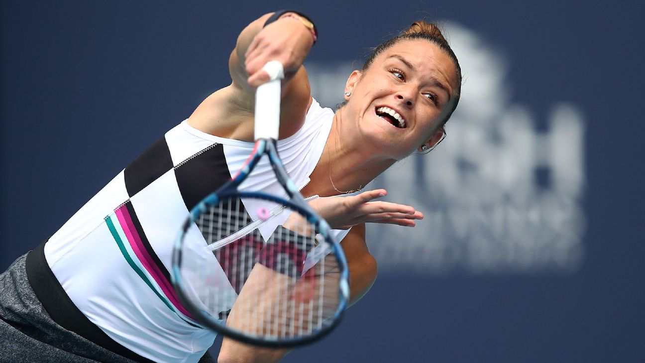 adb41e7406d4a Sakkari downs Konta in Morocco Open final to take first WTA title