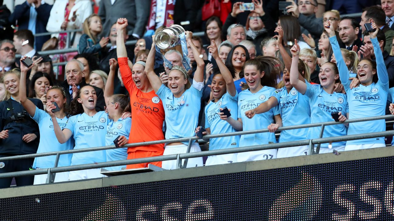 Steph Houghton, Manchester City Women