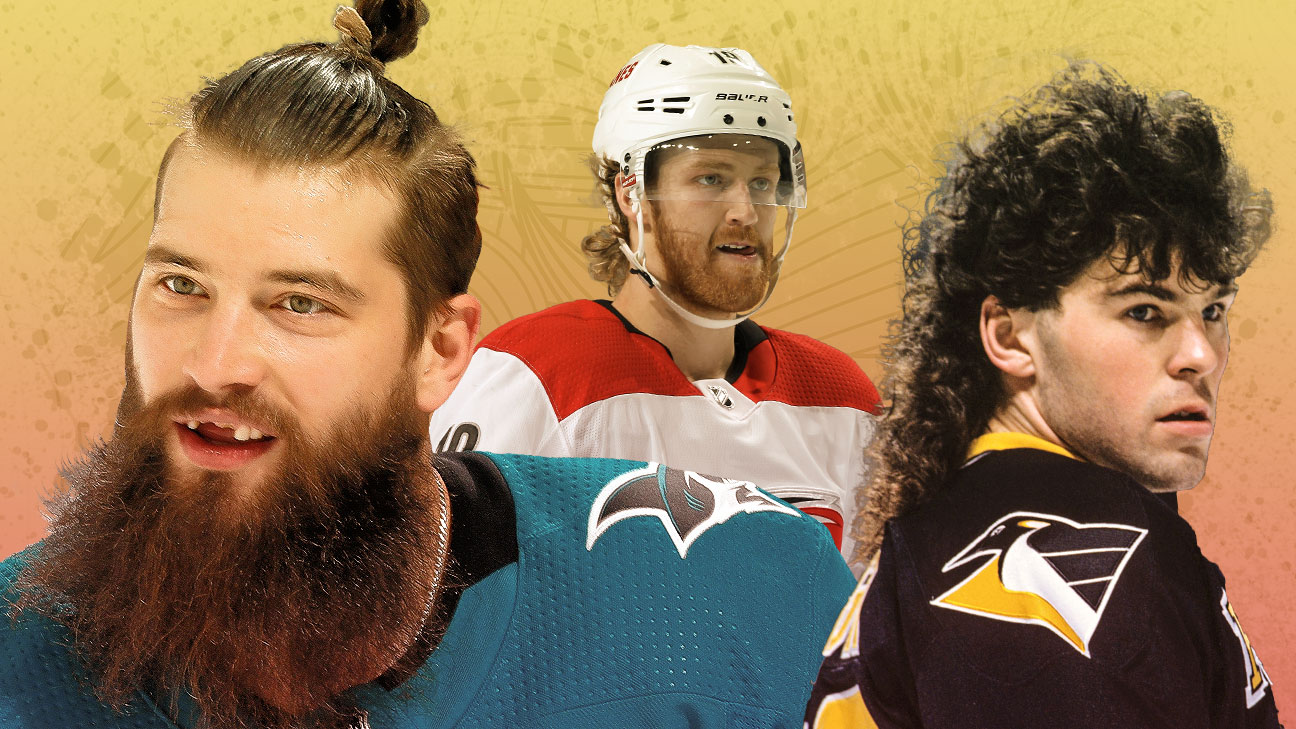 The Nhl S Love Affair With Hair