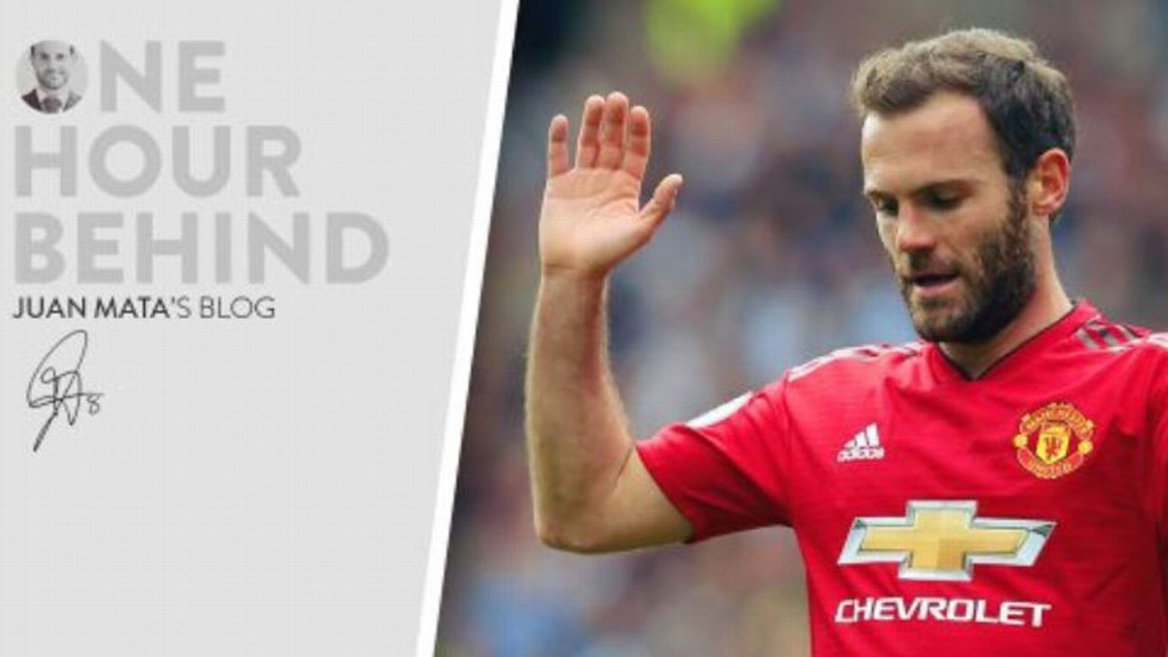 c3c377b293c Mata sums up Man United fans  feelings with 7-word blog