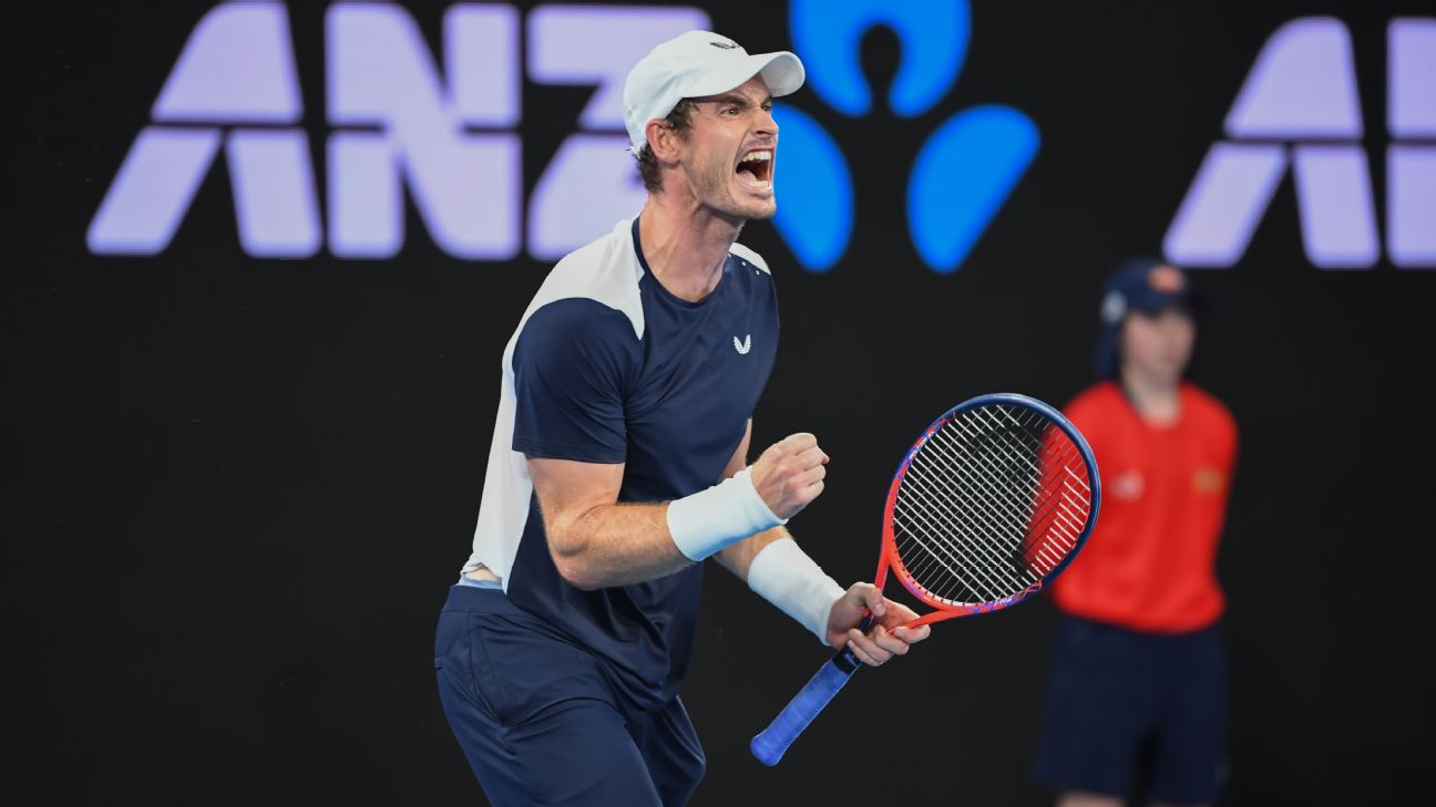 uk availability d26e1 d574e Andy Murray handed wildcard for Queen s Club Championships
