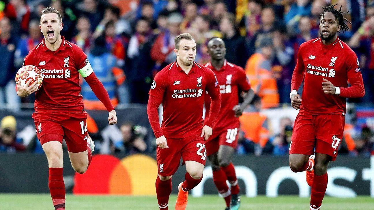 b65eae50c140 Divock Origi, Fabinho headline list of Liverpool's heroes in historic  comeback vs. Barcelona