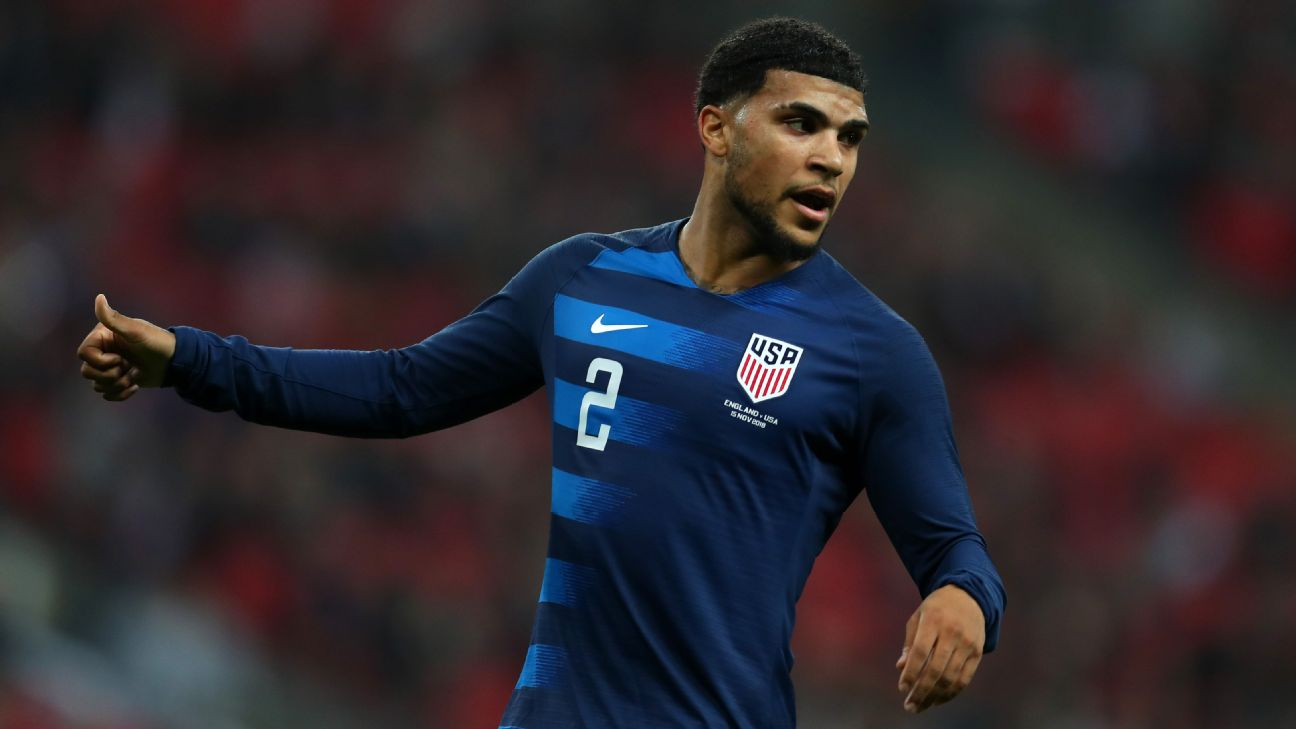 099eaa20e U.S. s Yedlin could miss Gold Cup after surgery · English Premier League ...
