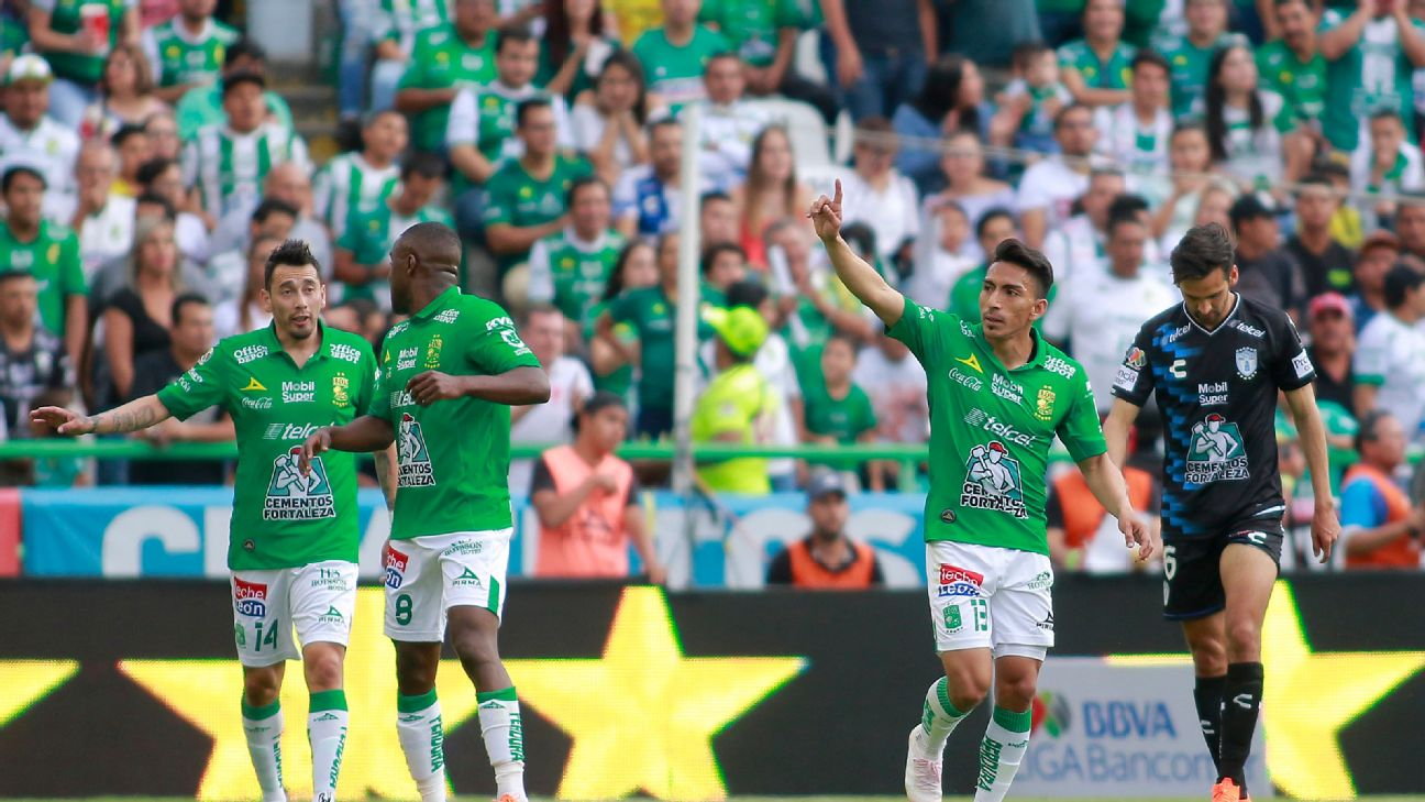 0a549b8ce4a Liga MX Power Rankings  Leon take top spot as regular season ends