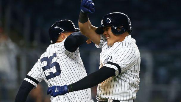 13116693d88c5 Meet the Yankees  Five unlikely Bronx heroes to watch