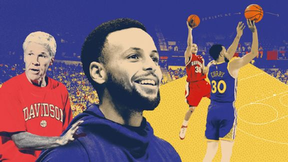 086679ff95f6 Inside the relationship that unleashed Steph Curry s greatness ...
