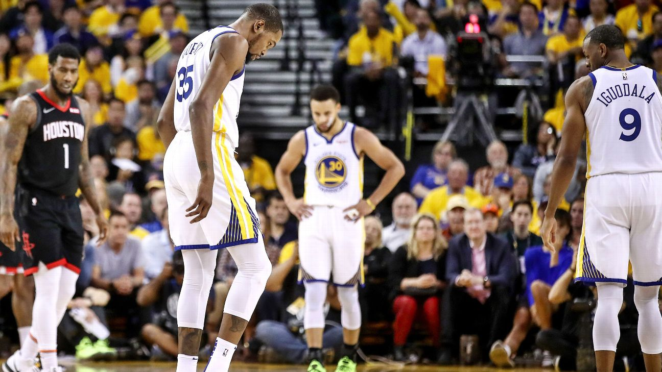 9287da61735c Kerr optimistic KD can return if Warriors advance