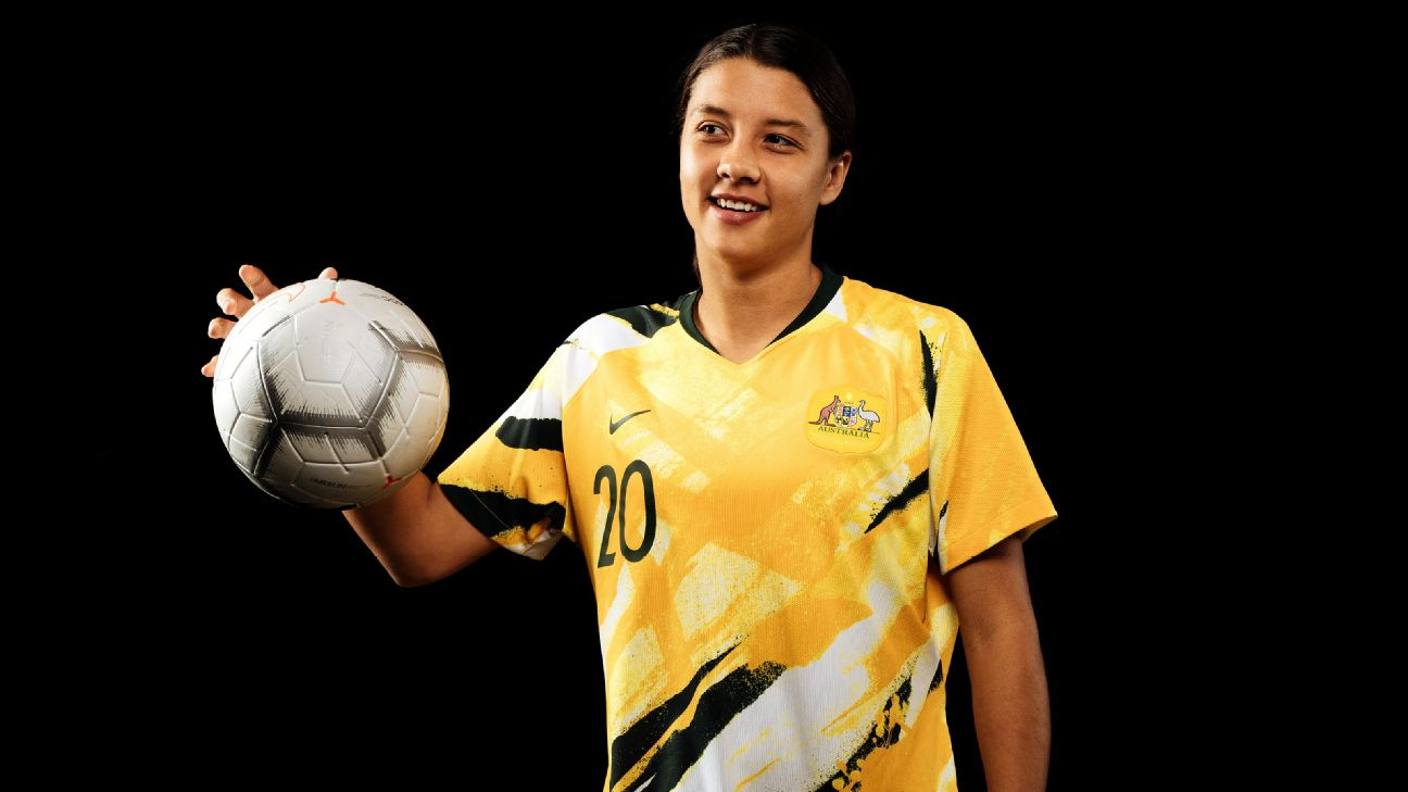 Sam Kerr is the leading scorer in every league she has played in. Is the Women's World Cup next?