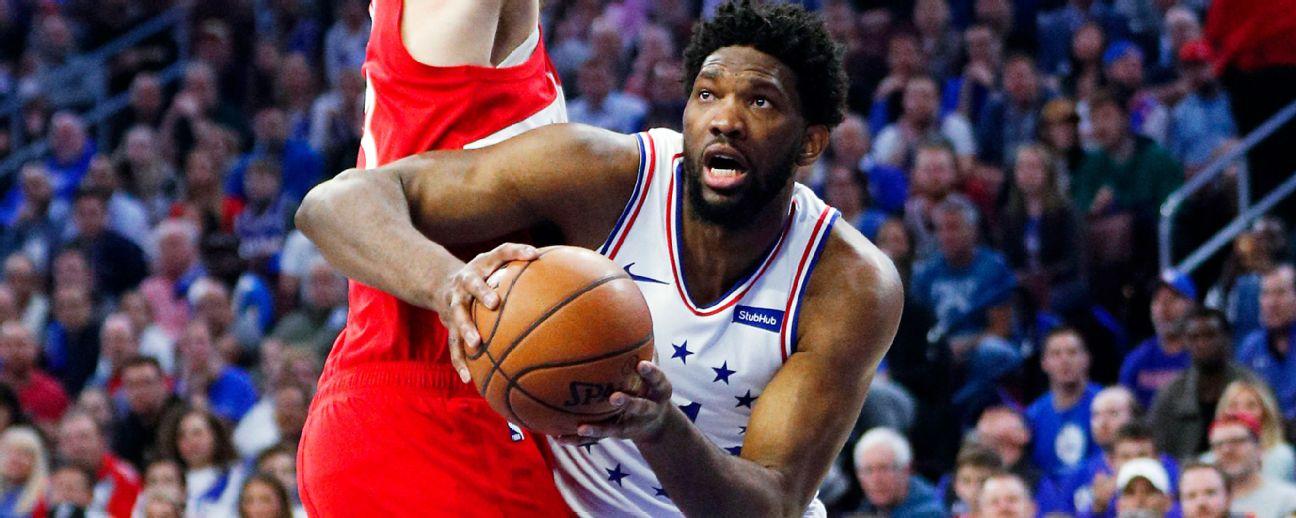 Joel Embiid Stats, News, Bio | ESPN