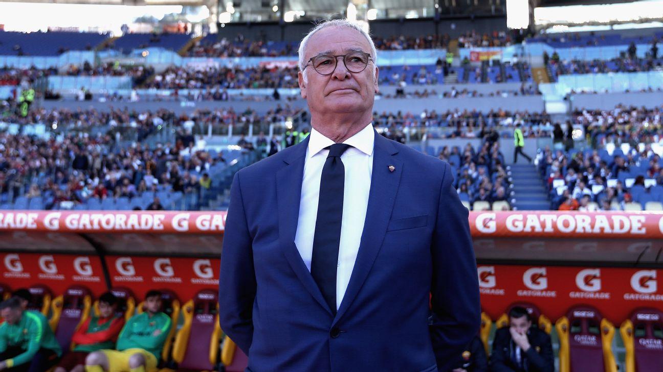 Claudio Ranieri, Roma