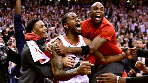 'A helluva shot': Inside Kawhi Leonard's historic game winner