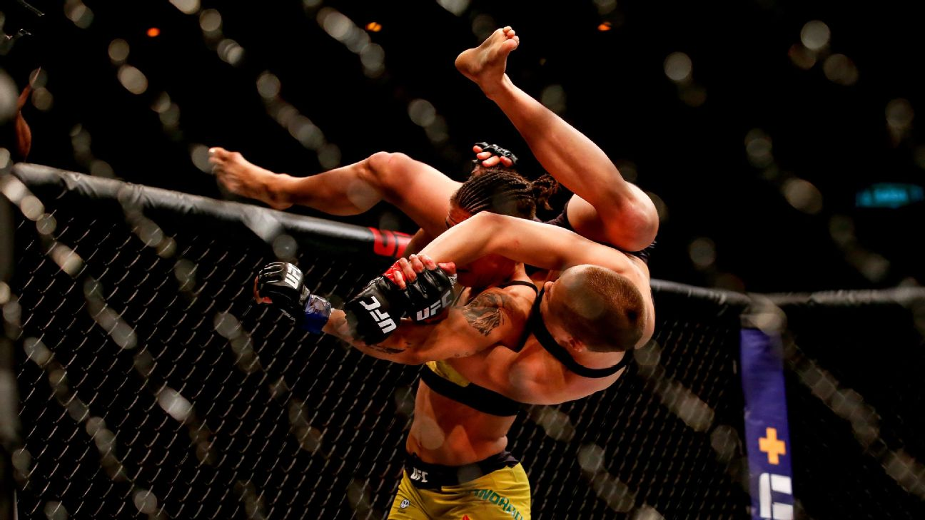 are mma fighters dangerous