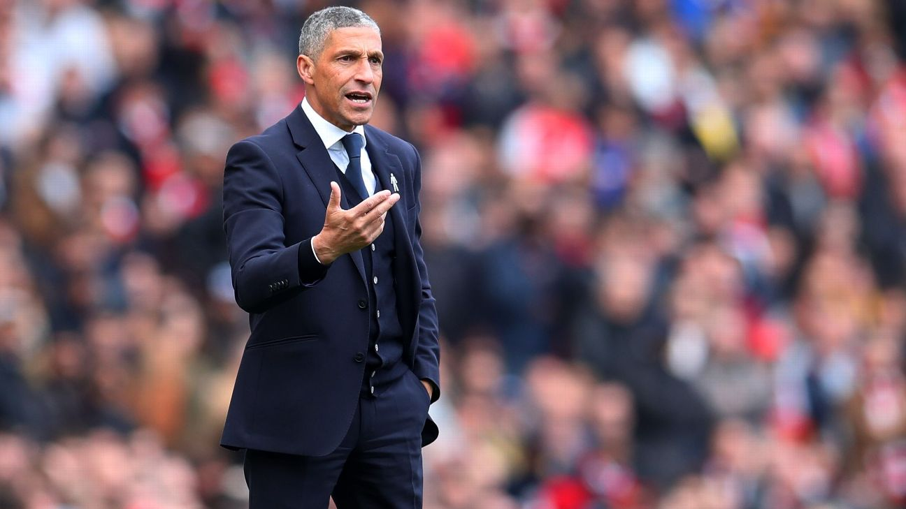 Chris Hughton, Brighton