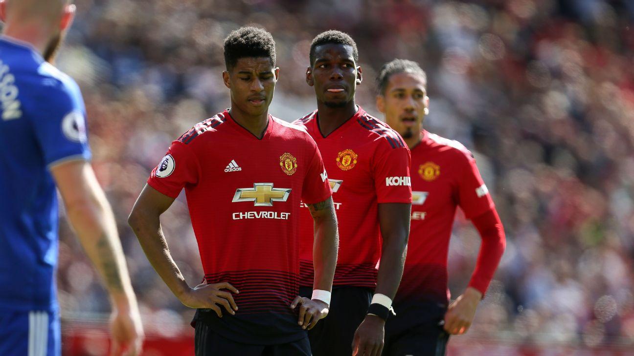 Premier League report card: Man City, Liverpool shine but Man United woeful 19