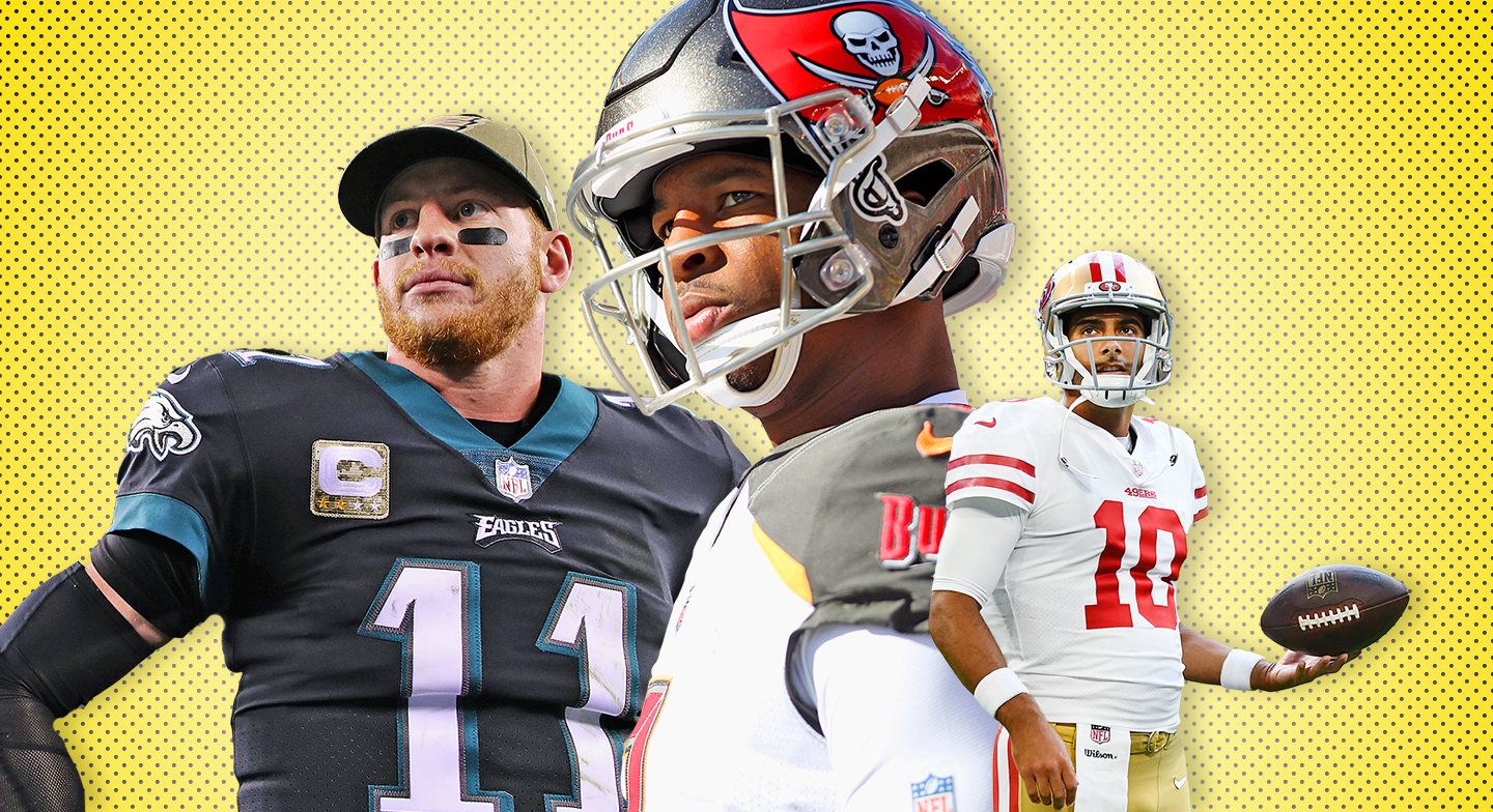 6dd711e95d2 Ranking NFL QB commitment: How married all 32 teams are to their ...