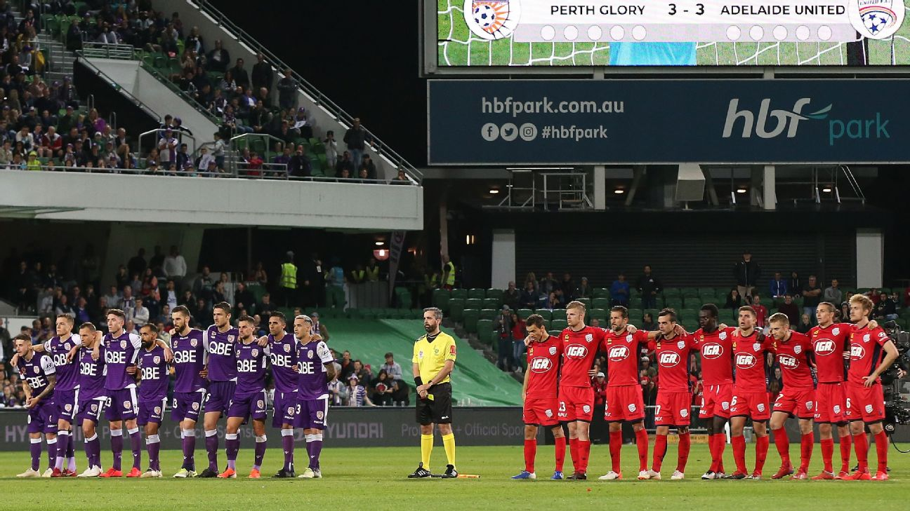 Perth Glory vs. Adelaide United
