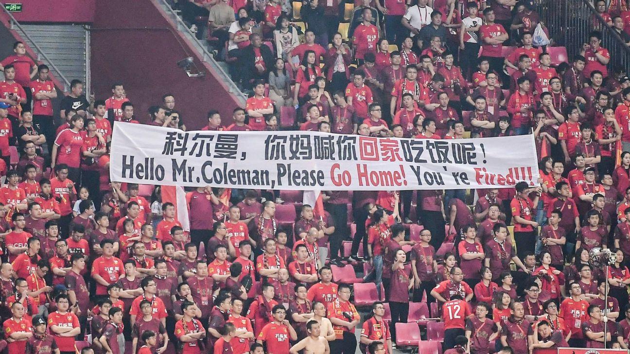 Hebei CFFC fans