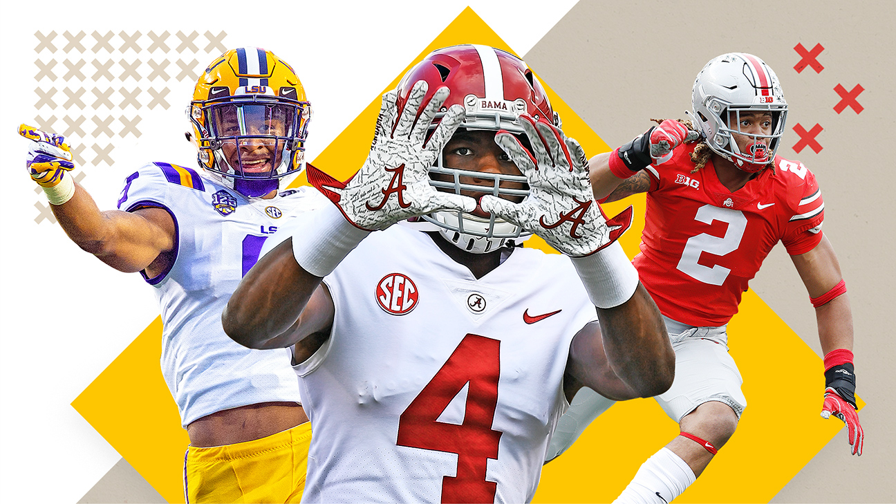 Who Had The Best Nfl Draft 2020 Kiper's Big Board for the 2020 NFL draft   Bama at the top  but