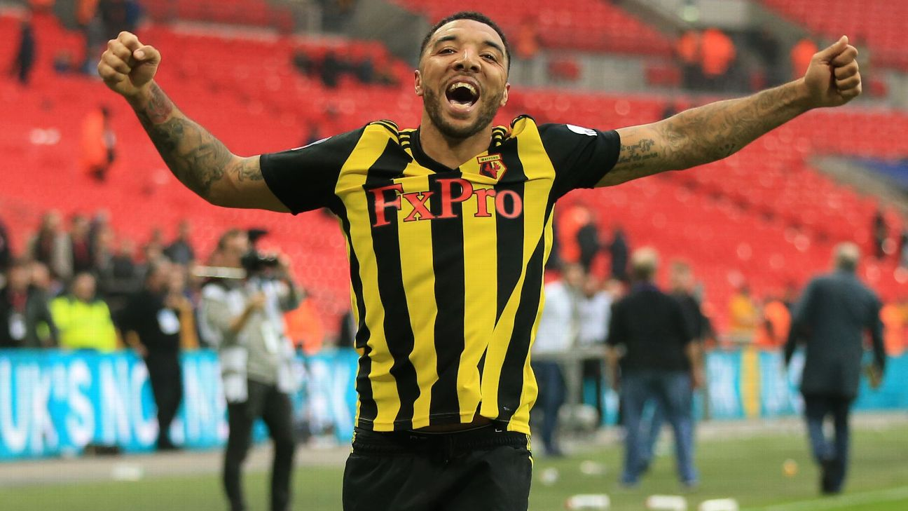 Troy Deeney's long journey from prison to the FA Cup final with Watford 4
