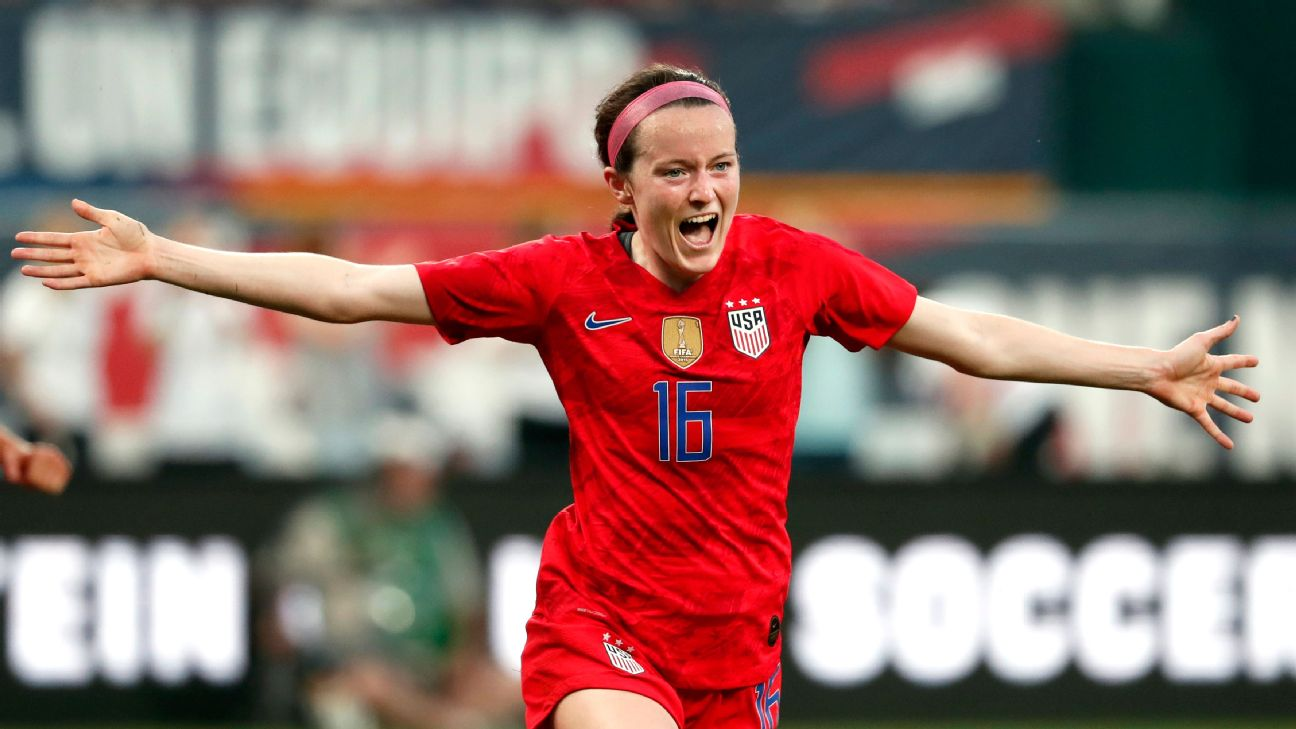 United States vs. New Zealand - Football Match Report - May 16, 2019 2