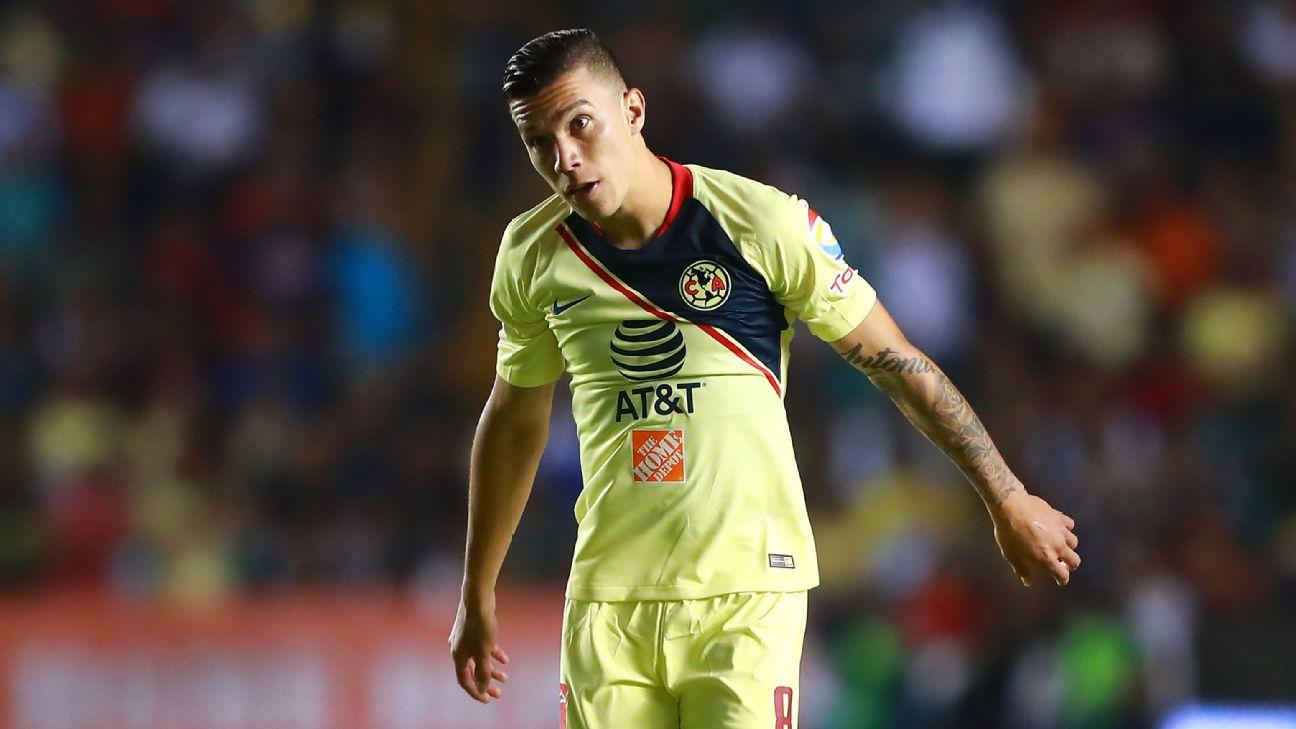 e9b423963e0 Source: Sporting CP preparing offer for Club America's Mateus Uribe