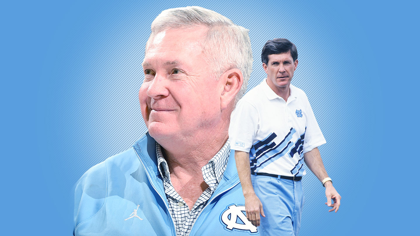 Audio: Jones Angell on why Mack Brown has found success at UNC (again)