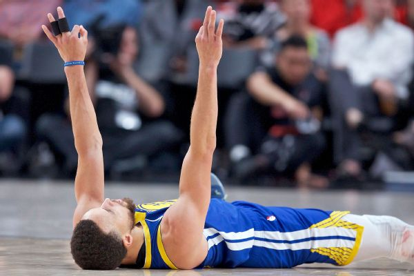 Warriors heavy favorites over Raptors for Finals