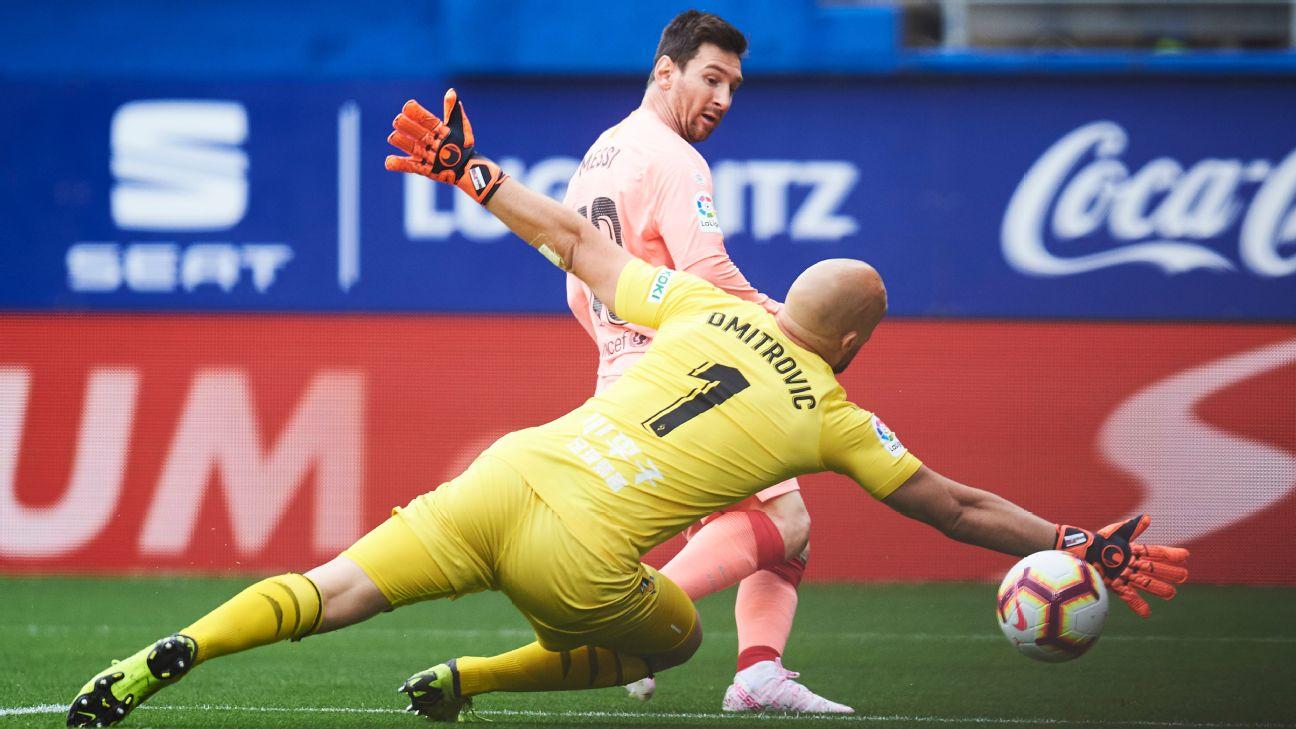 Lionel Messi, Barcelona
