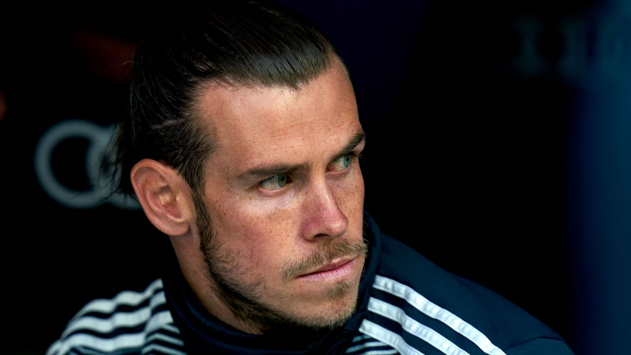 Real Madrid need to offload Bale, but they're low on options