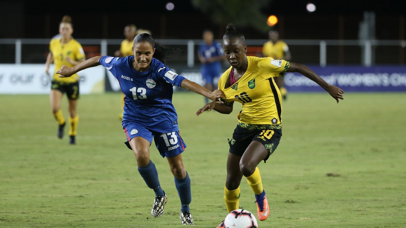 Jody Brown and the Jamaican team have an uphill battle at the Women's World Cup, but they're ready for a fight.