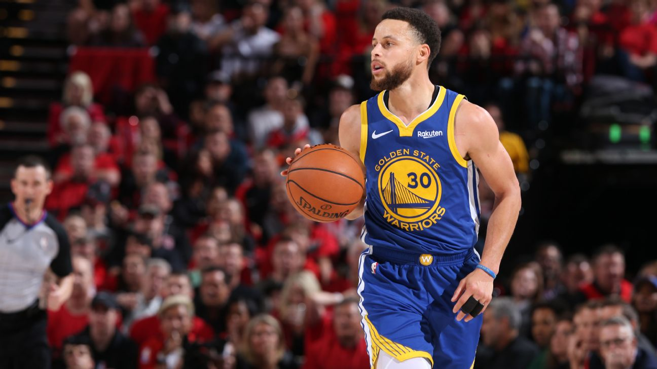 f8941dc097ef Peak Stephen Curry was unleashed in the Western Conference finals ...